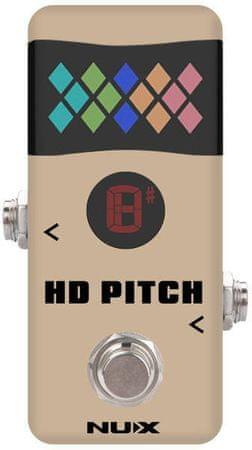Nux  NTU-2 HD Pitch