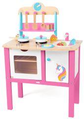 Woody dječja kuhinja Jednorog