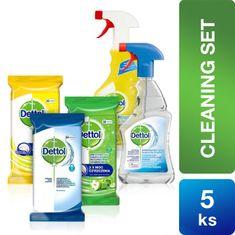 Dettol Cleaning set - upratovací balíček