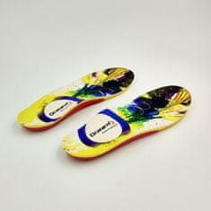 Bezdoteku BEZDOTEKU Vyhrievané bezdrôtové vložky do topánok veľ 35-37 s ovládaním teploty pomocou ovládača značky Dr. Warm