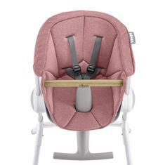 Béaba polstrování pro jídelní židli Up and Down - růžová