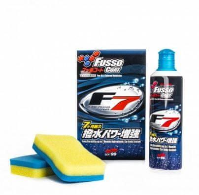 SOFT99 zaščitni PTFE premaz za vse barve vozil, 300 ml