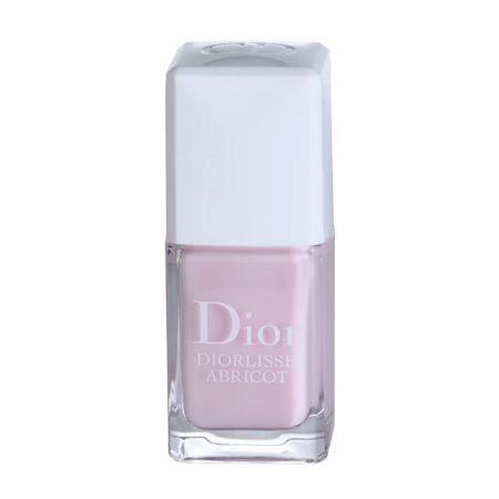 Dior Posilující lak na nehty Diorlisse Abricot 10 ml (Odstín 500 Pink Petal)