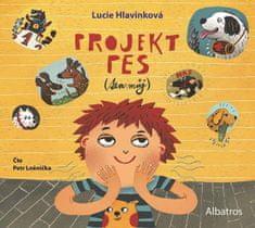 Lněnička Petr: Projekt pes (ten můj) - CD