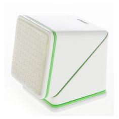Bezdoteku Univerzálny držiak do auta MAGIC CUBE 1 bielej farby pre navigáciu, smartphone a tablet