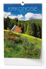 Kalendář nástěnný A3 Krkonoše