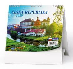 Kalendář stolní Ideál Česká republika