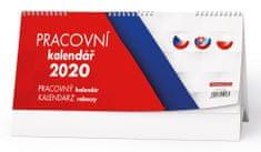 Pracovný kalendár (CZ - SK - PL)