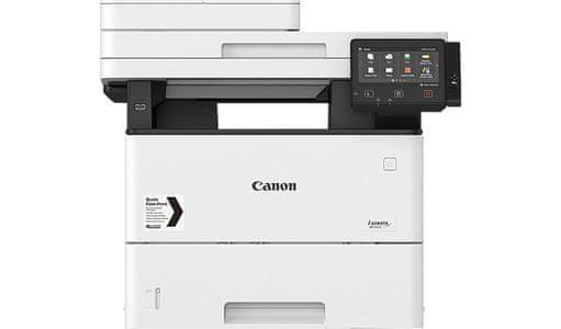Tiskárna Canom, černobílá, laserová, duplex, vhodná do kanceláří mobilní tisk AirPrint Google Cloud Print