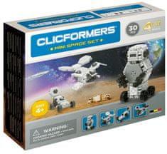 CLICFORMERS Mini vesolje, komplet za sestavljanje