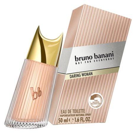 Bruno Banani Daring Woman toaletna voda, 50ml