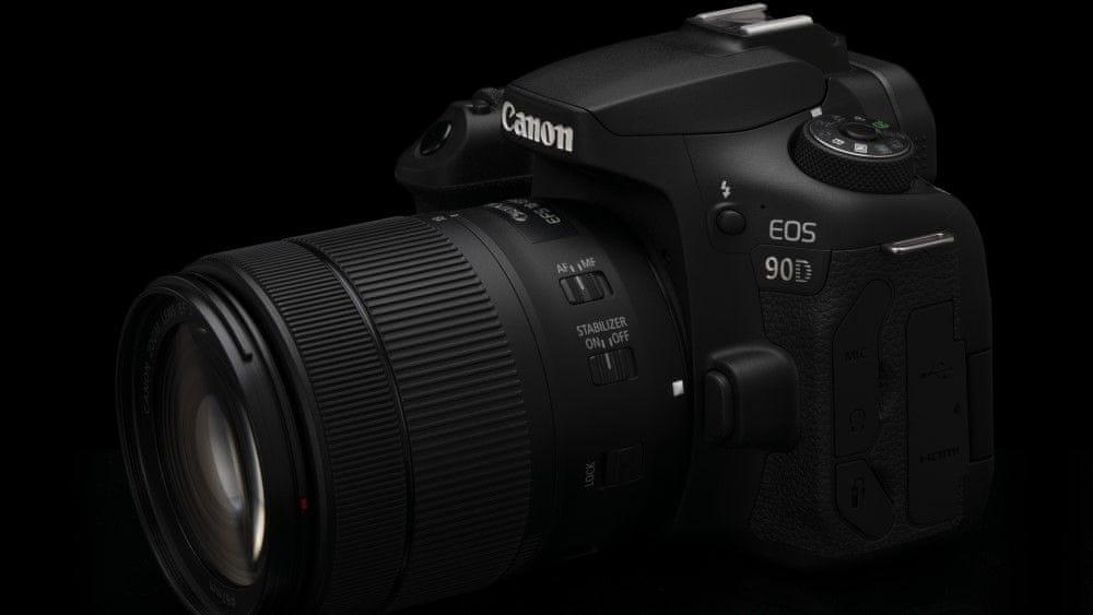 Canon EOS 90D 32,5 Mpx CMOS