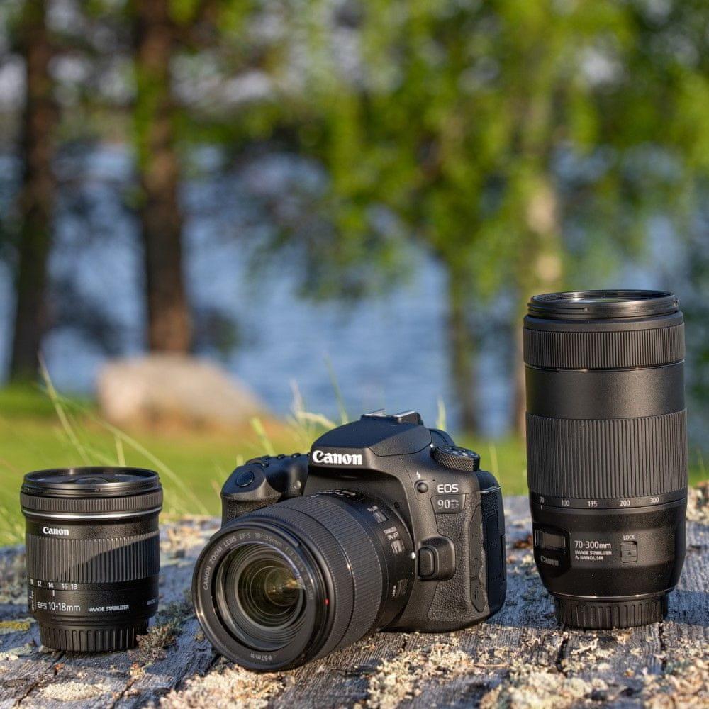 Canon EOS 90D 24,1 Mpx CMOS