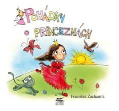 Zacharník František: Pohádky o princeznách - CD