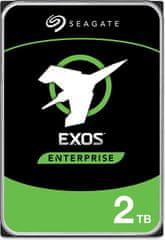 Seagate Exos 7E8, 2 TB, 512n SAS (SEAHD-ST2000NM003A)