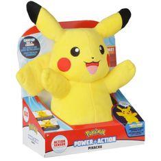 Bandai plyšová hračka Pikachu