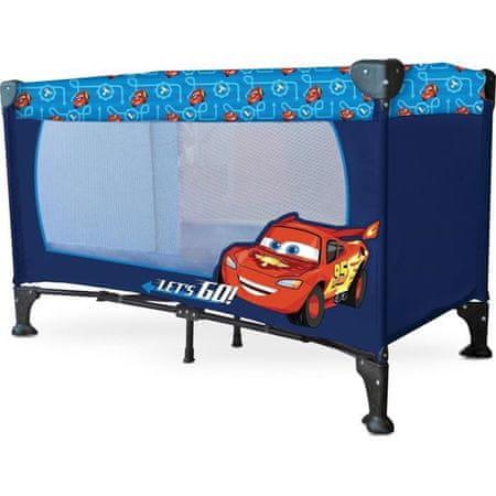Disney Rozkládací postýlka pro miminka CARS