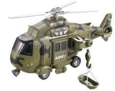 Lamps Vojenský vrtuľník na batérie