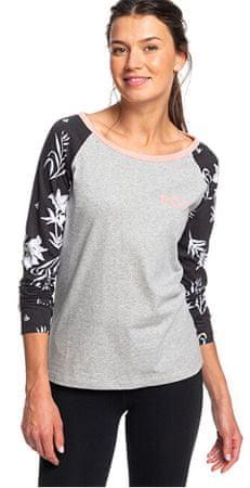 ROXY Női póló Mielőtt megyek Ls Heritage Heather ERJZT04656-SGRH (méret XS)