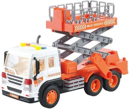 Lamps Transportni tovornjak na baterije