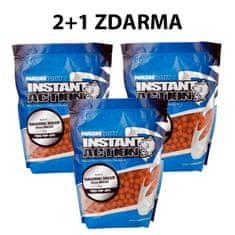Nash Boilie Instant Action Candy Nut Crush 15mm 1kg Akce 2+1 zdarma