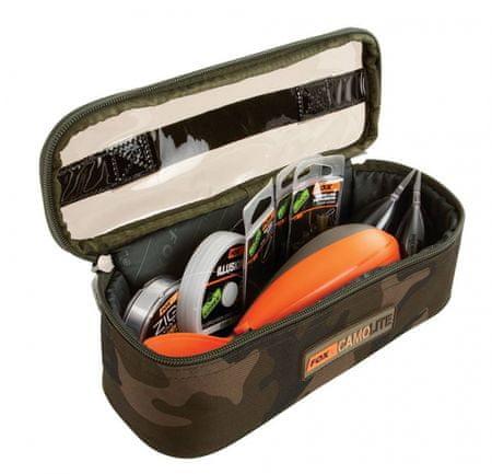 Fox Camolite Accessory Bag Slim pouzdro na drobnosti