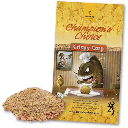 Browning krmení Champions Choice Crispy Carp 1kg