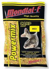Mondial F Krmení Powermix Carp Honey 1kg