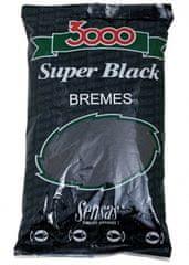 Sensas Krmení 3000 Super Black (Cejn-černý) 1kg