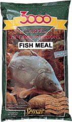 Sensas Krmení 3000 Carpes Fish Meal (kapr rybí moučka) 1kg