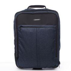 Roncato Cestovní kufr na kolečkách Aldo Roncato modrý