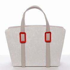 IOAMO Moderní italslá dámská kabelka IOAMO CHRISTIANE