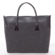 Maggio Vzorově elegantní dámská kabelka Abigail, šedá