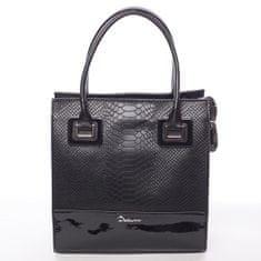 Delami Atraktivní dámská kabelka Póla, černá