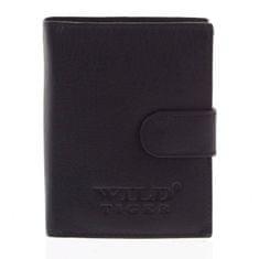 Wild Pánská kožená peněženka Erik černá