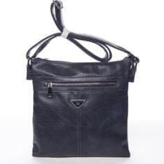 Romina & Co. Bags Praktická dámská crossbody kabelka Erika, modrá