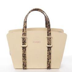 IOAMO Luxusní italská dámská kabelka Diodora IOAMO