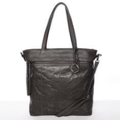 Dudlin Atraktivní dámská kabelka Adriana, zelená
