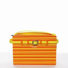 IOAMO Impulsivní dámská italská kabelka Damaso IOAMO