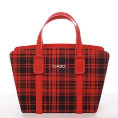 IOAMO Impozantní dámská italská kabelka Clotilde IOAMO