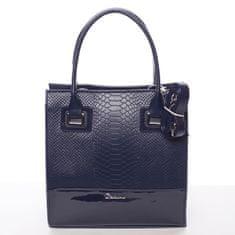 Delami Atraktivní dámská kabelka Póla, modrá