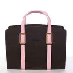 IOAMO Strhující dámská italská kabelka Mattia IOAMO