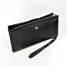 Lorenti Dámská praktická peněženka Devin, černá