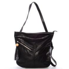 Delami Dámská kabelka i batoh Danna, černá