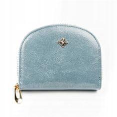 Lorenti Malá dámská peněženka na doklady Jily, modrá
