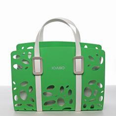 IOAMO Hravá italská dámská kabelka Bonaventura IOAMO