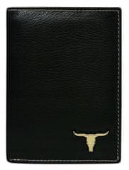 Buffalo Wild Pánská kožená peněženka Buffalo, černá