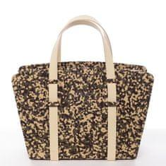 IOAMO Luxusní italská dámská kabelka Macrina IOAMO