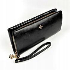 Lorenti Designová peněženka Jenny, černá