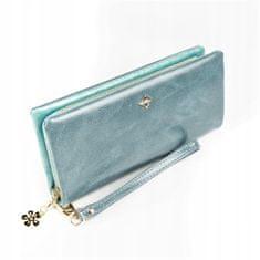 Lorenti Designová peněženka Jenny, modrá